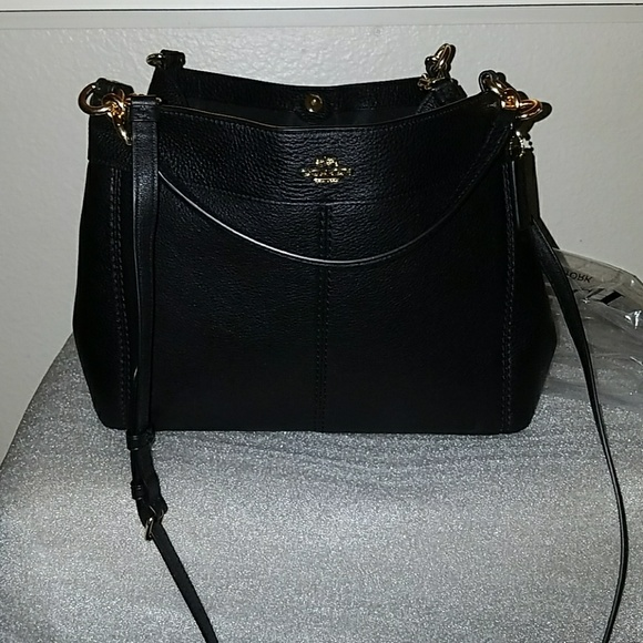 ca2338634c4b COACH Small Lexy Shoulder Bag